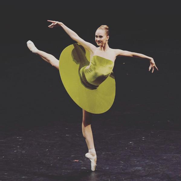 Bianca Scudamore - Paris Opera Ballet School