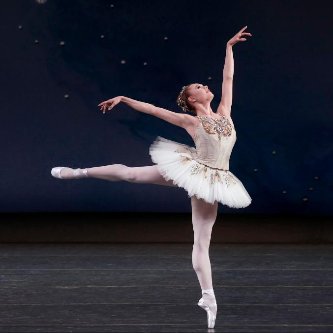 Sara Mearns - New York City Ballet
