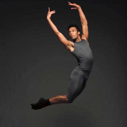 Daniel Deivison-Oliveira - San Francisco Ballet