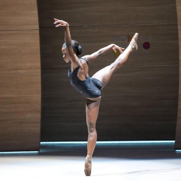 Michaela DePrince - Dutch National Ballet