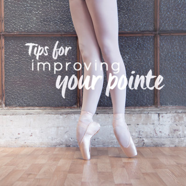 How to improve your Pointe