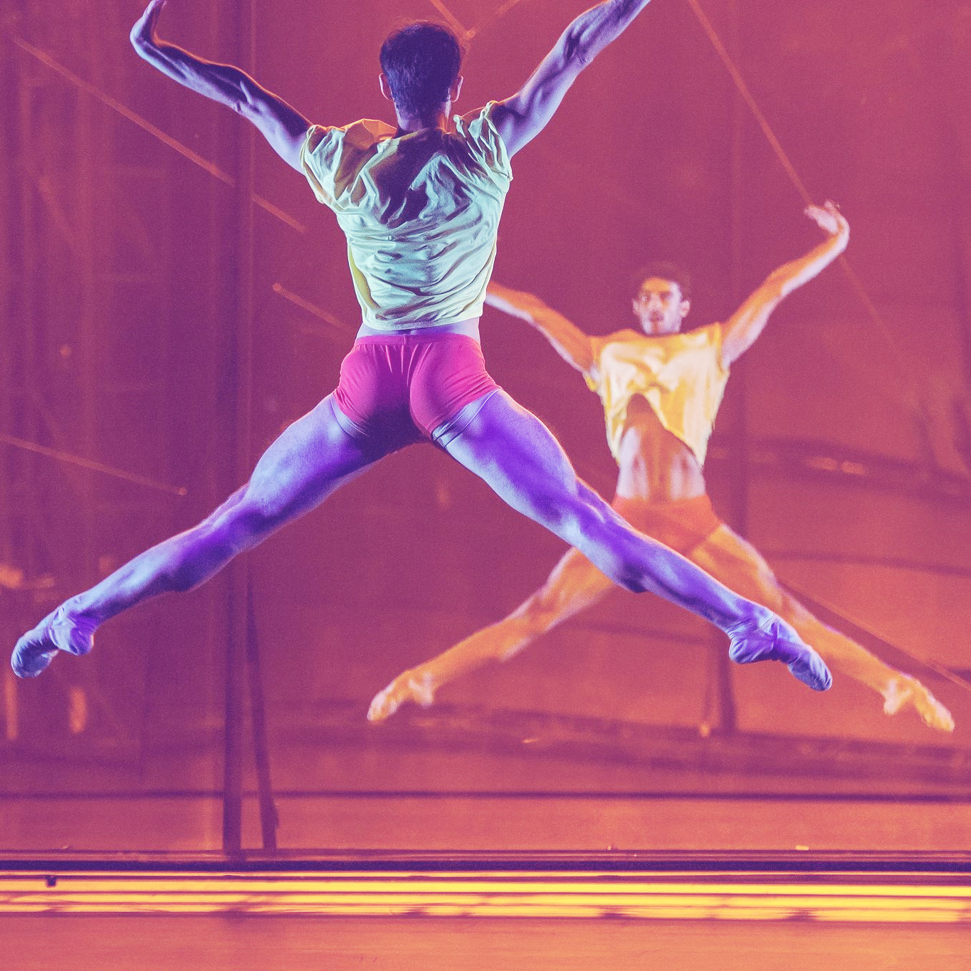 Dance Review: Tree of Codes with Company Wayne McGregor