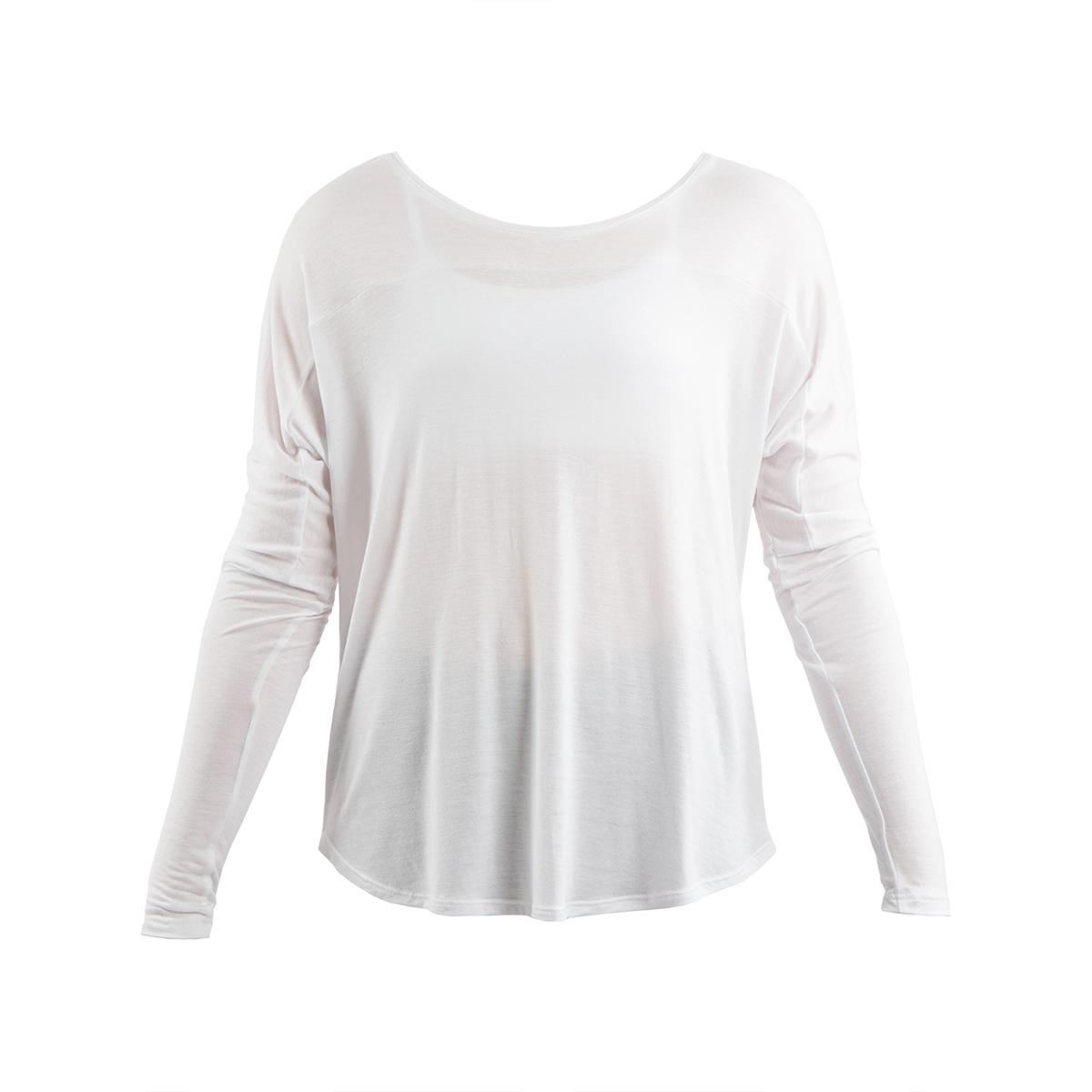 Studio Pullover - White