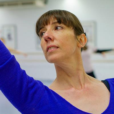 Dance Stories: Dianne Harrison and Elancé Adult Ballet School