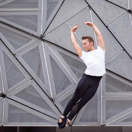 Dance Stories: Jake Burden & Ballet Brothers