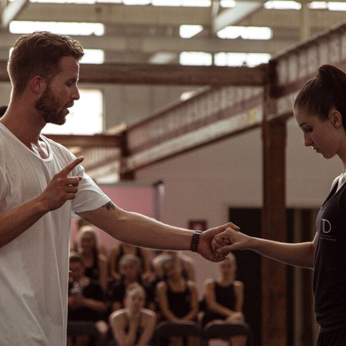 Pathways to Teaching: The Australian dance teaching industry