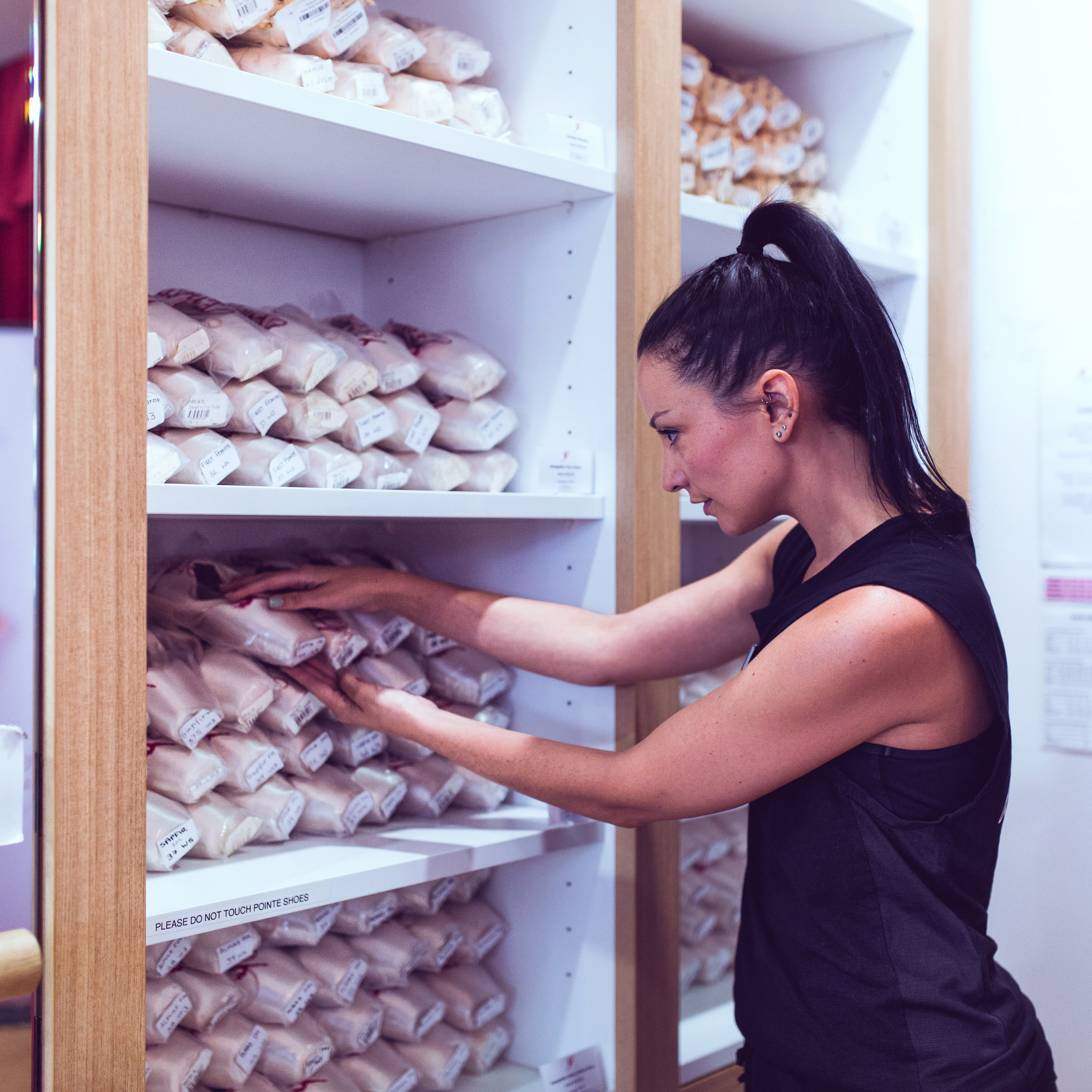Q&A with an Energetiks Pointe Shoe Fitter