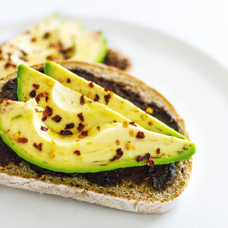 Miso-Mite & Avocado on Toast