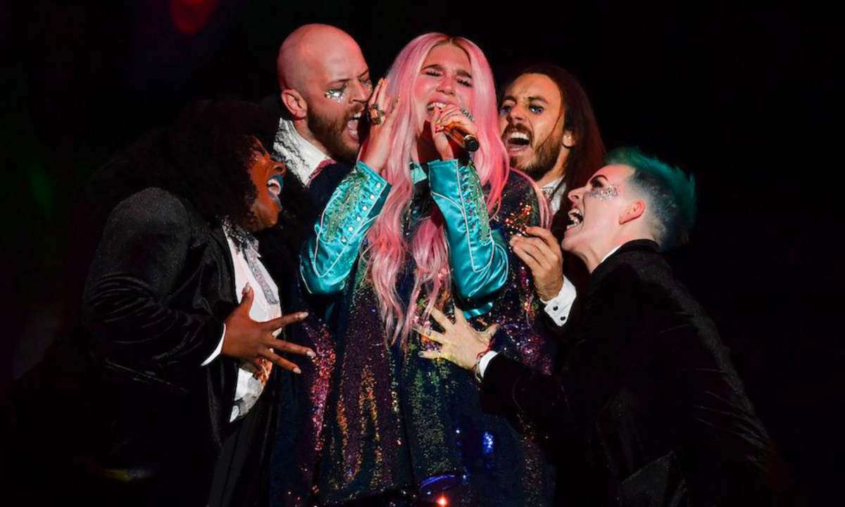 Kesha's EMA Performance