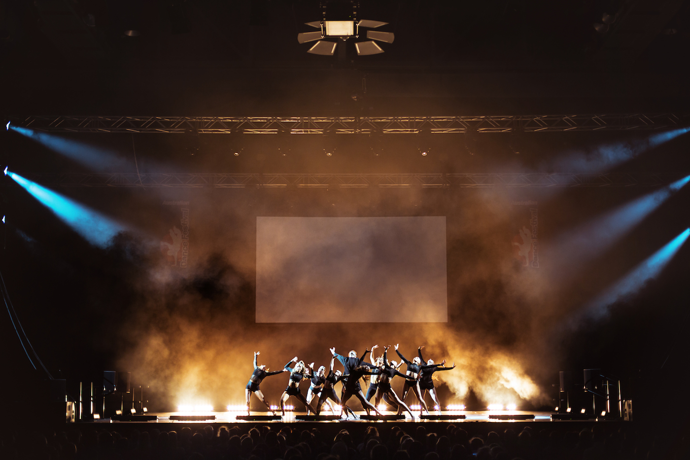The Dream Dance Company performing 'Prodigy' at the 2018 Australian Dance Festival