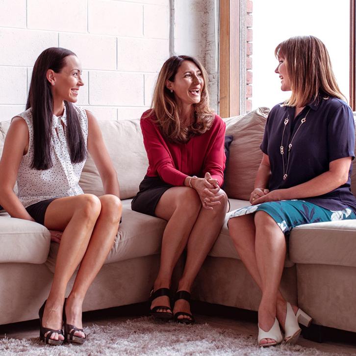 Inside Energetiks | Introducing Gail, Karen and Lynda, the Energetiks CEOs