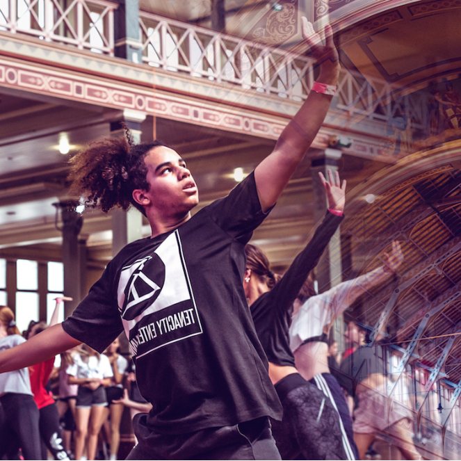 Reliving the Victorian Dance Festival 2018