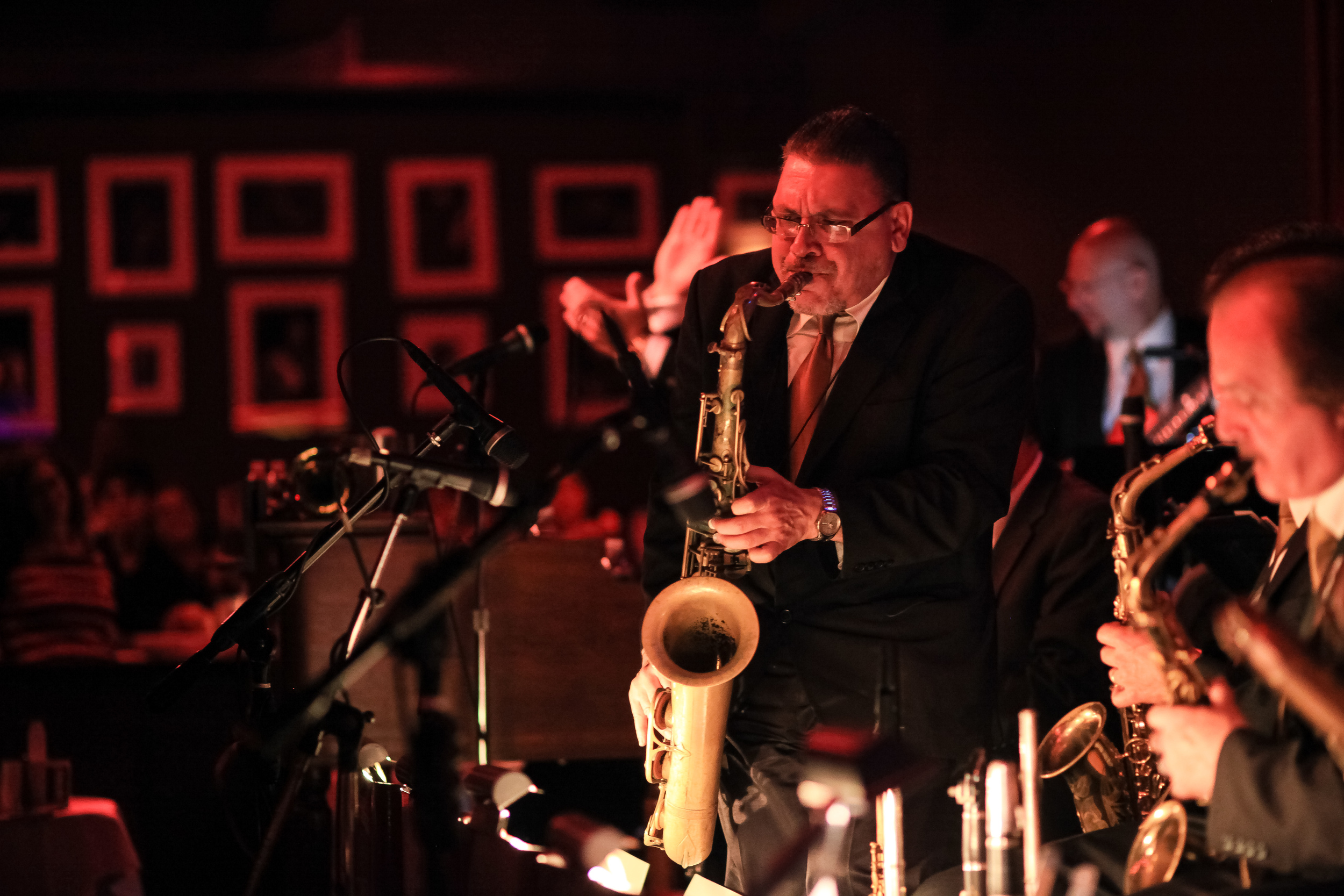 Copy of Special Guest Jerry Weldon on Tenor Sax
