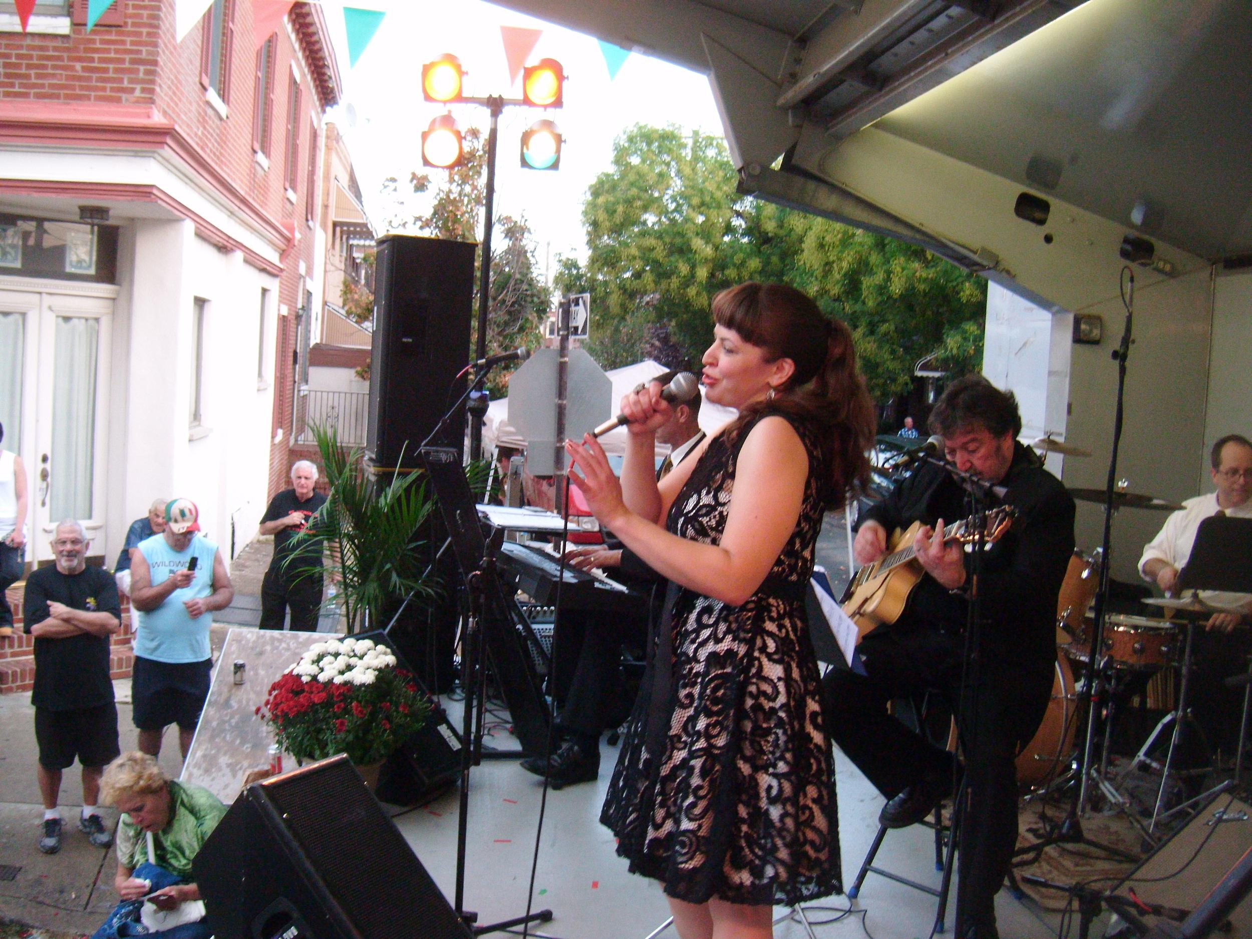 Copy of Jenna Esposito at St. Nicholas Festival