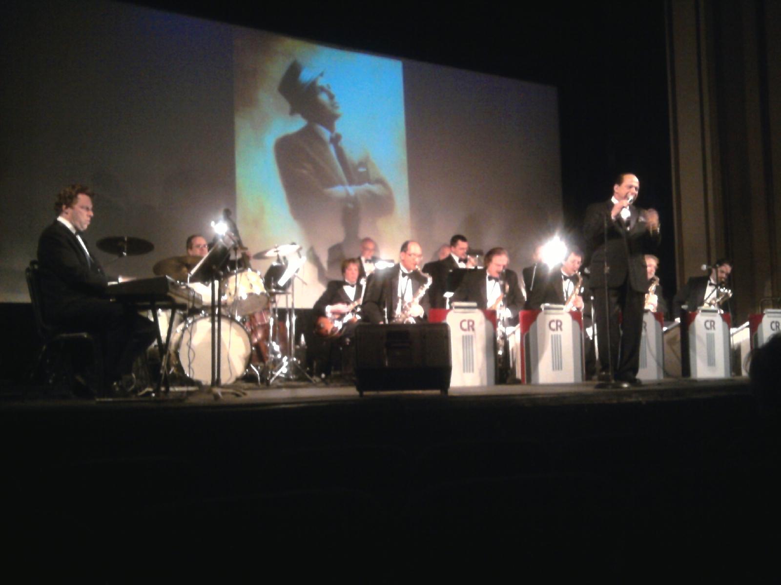 Sinatra Tribute at Colonial Theatre
