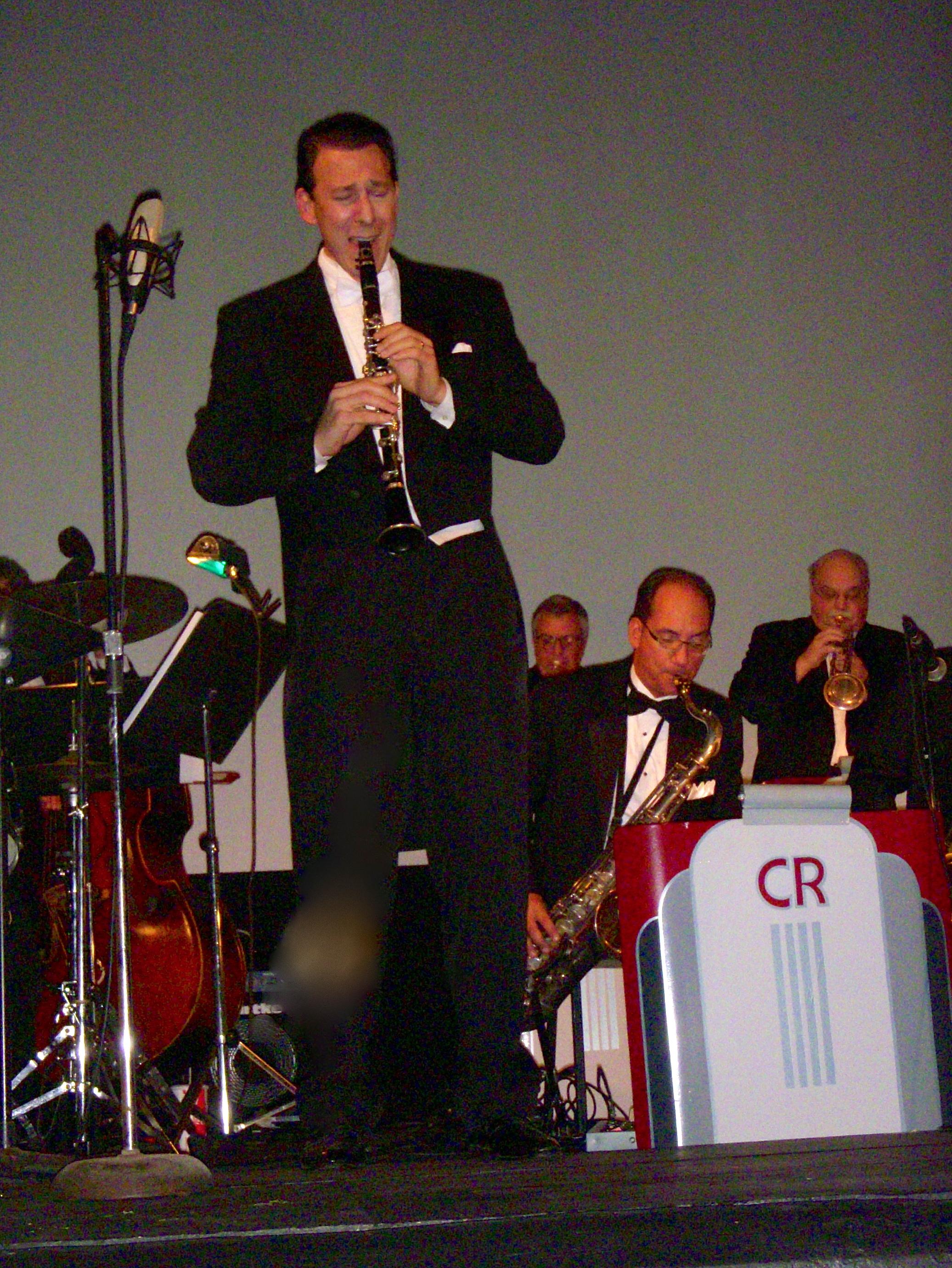 Benny Goodman Tribute with Dan Levinson