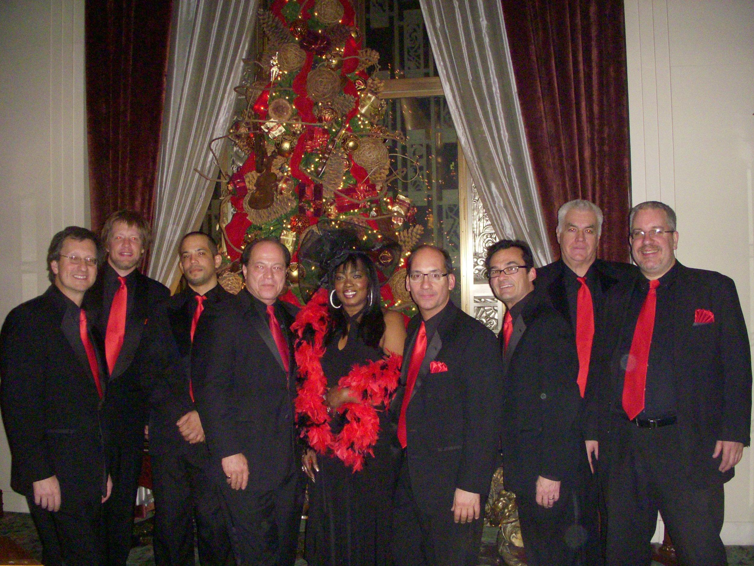 Christmas at the Waldorf