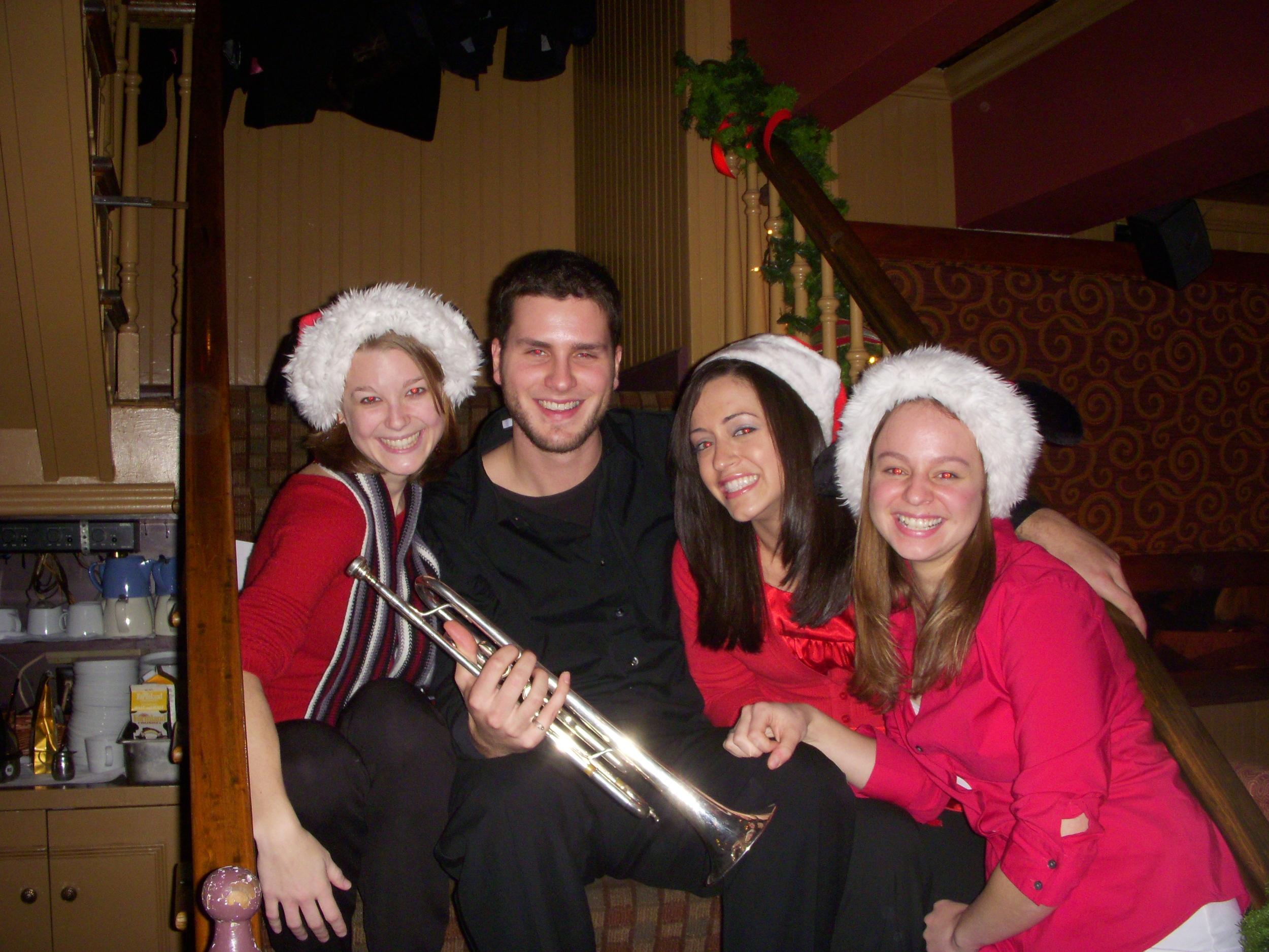 Holiday Party at Bridget Foy's