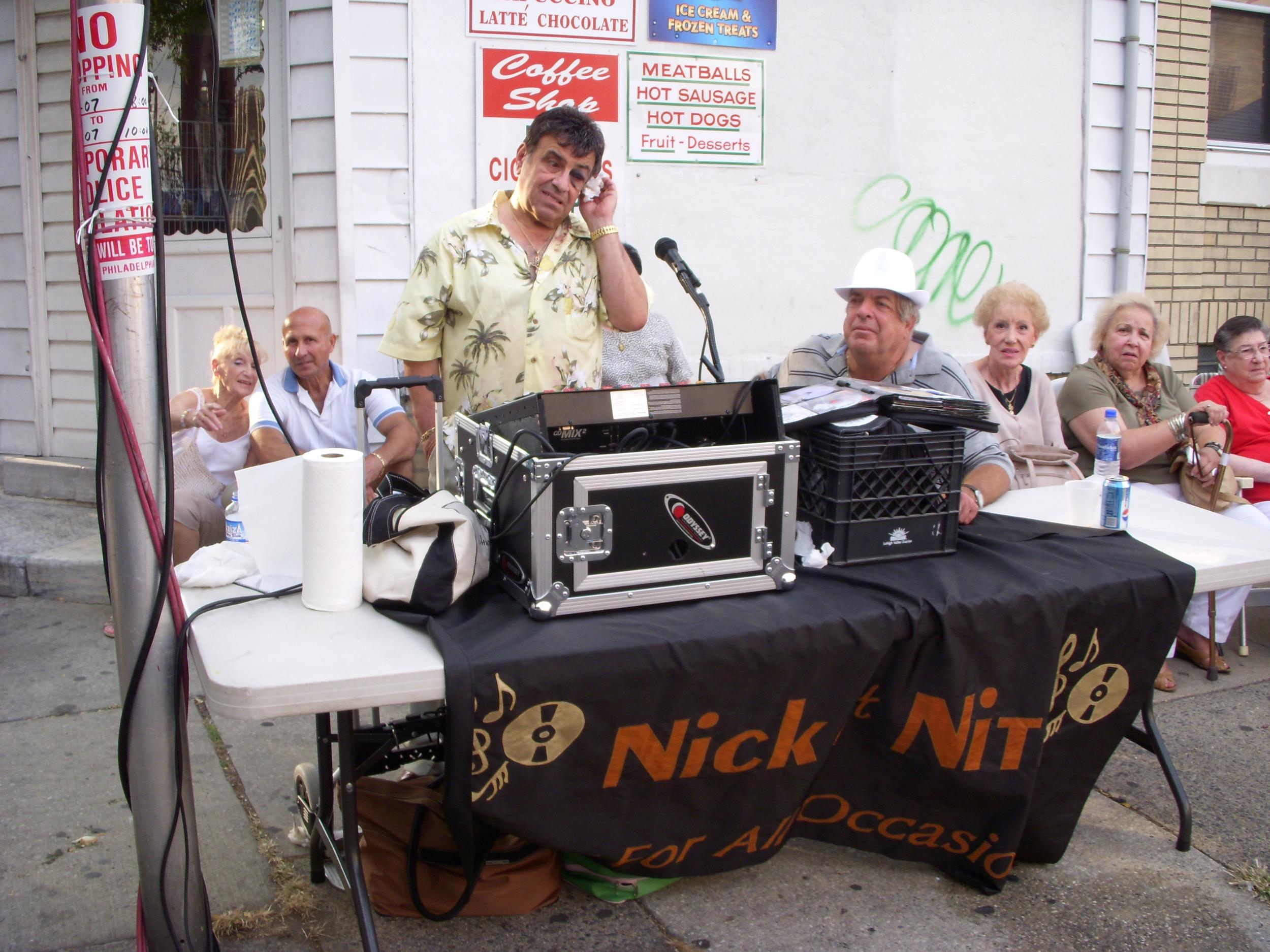 "DJ ""Nick at Night"""