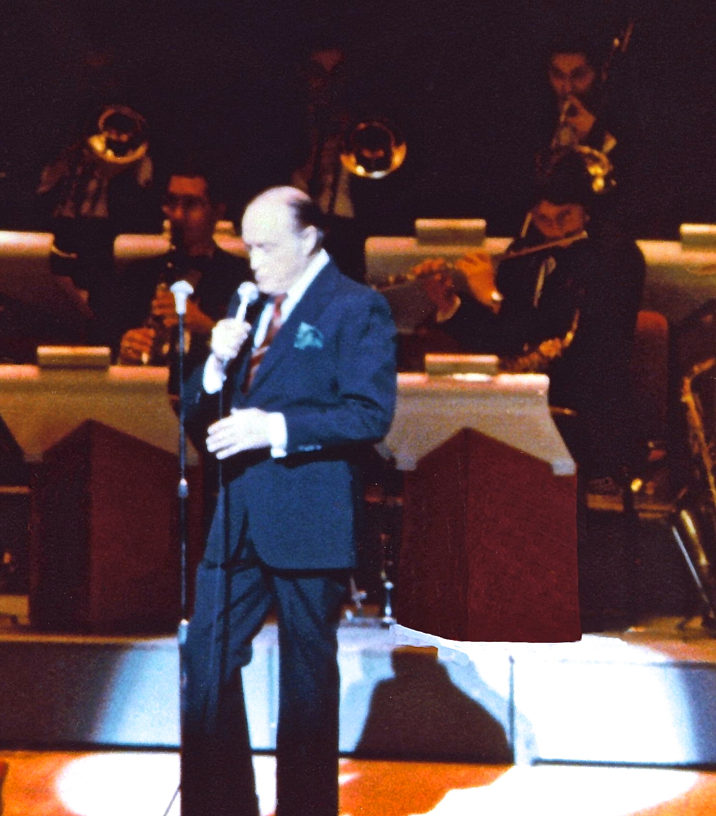 Bob Hope (1981 Academy of Music)