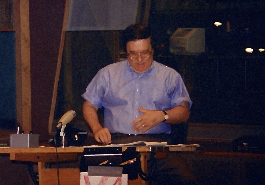 Joe Matt (1994 Edison Studios, New York)