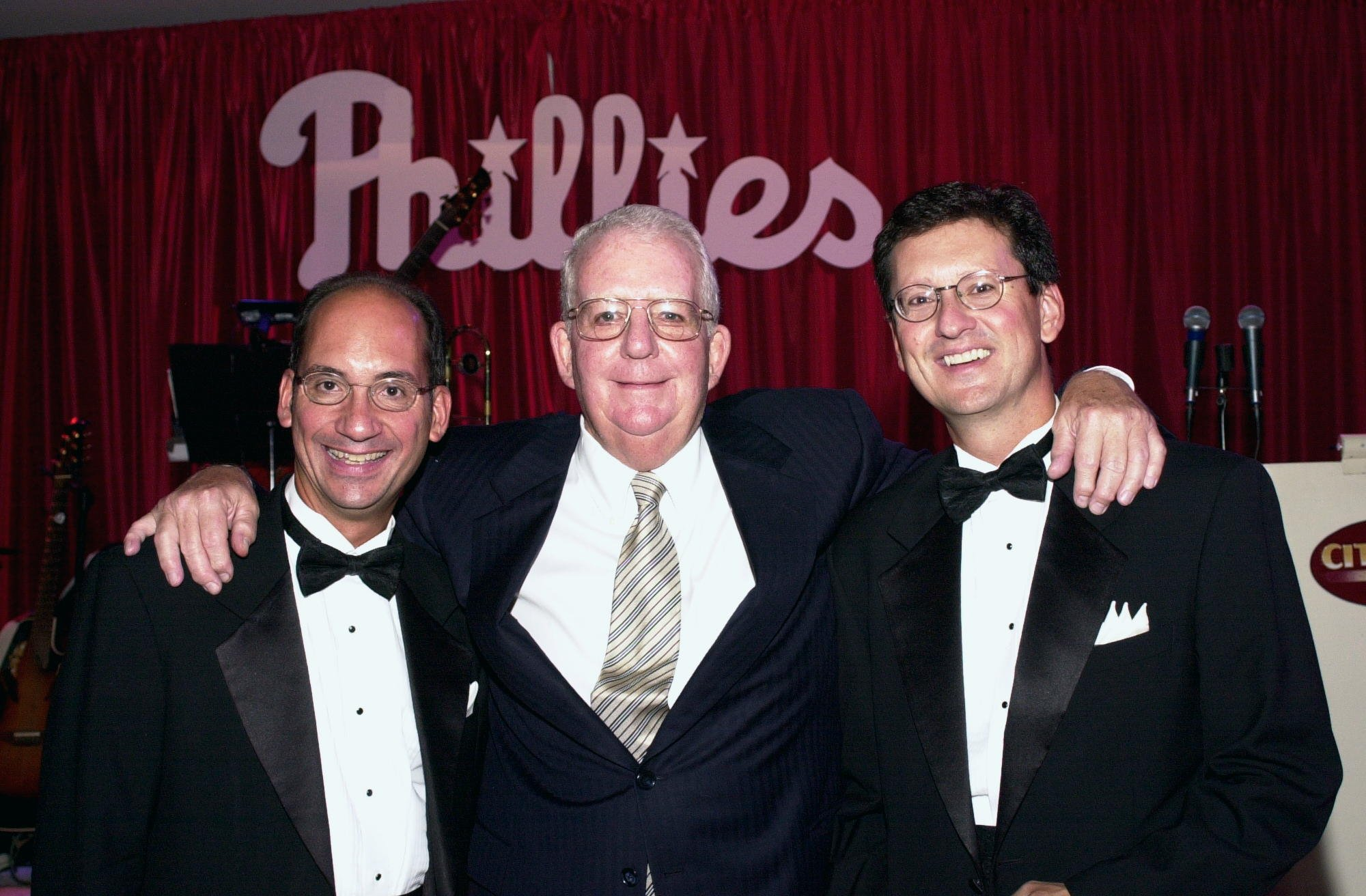 Bill Giles (2003 Phillies Gala)