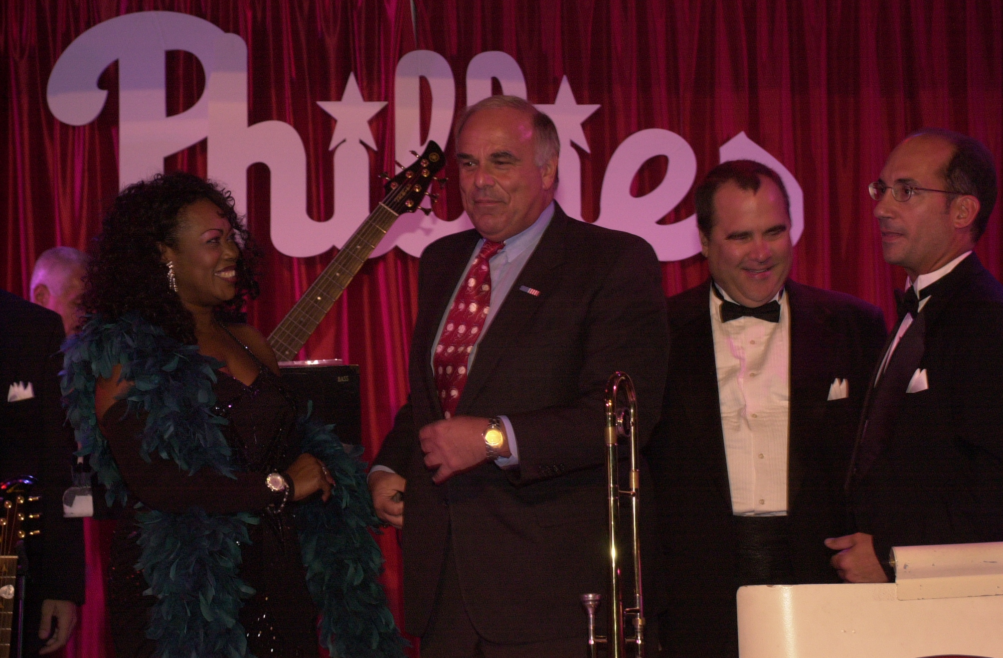 Gov. Ed Rendell (2003 Phillies Gala)