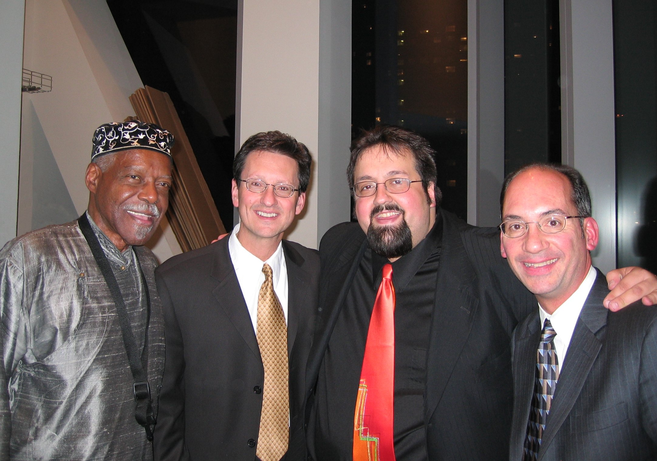 "David ""Fathead"" Newman & Joey DeFrancesco (2004 New York)"