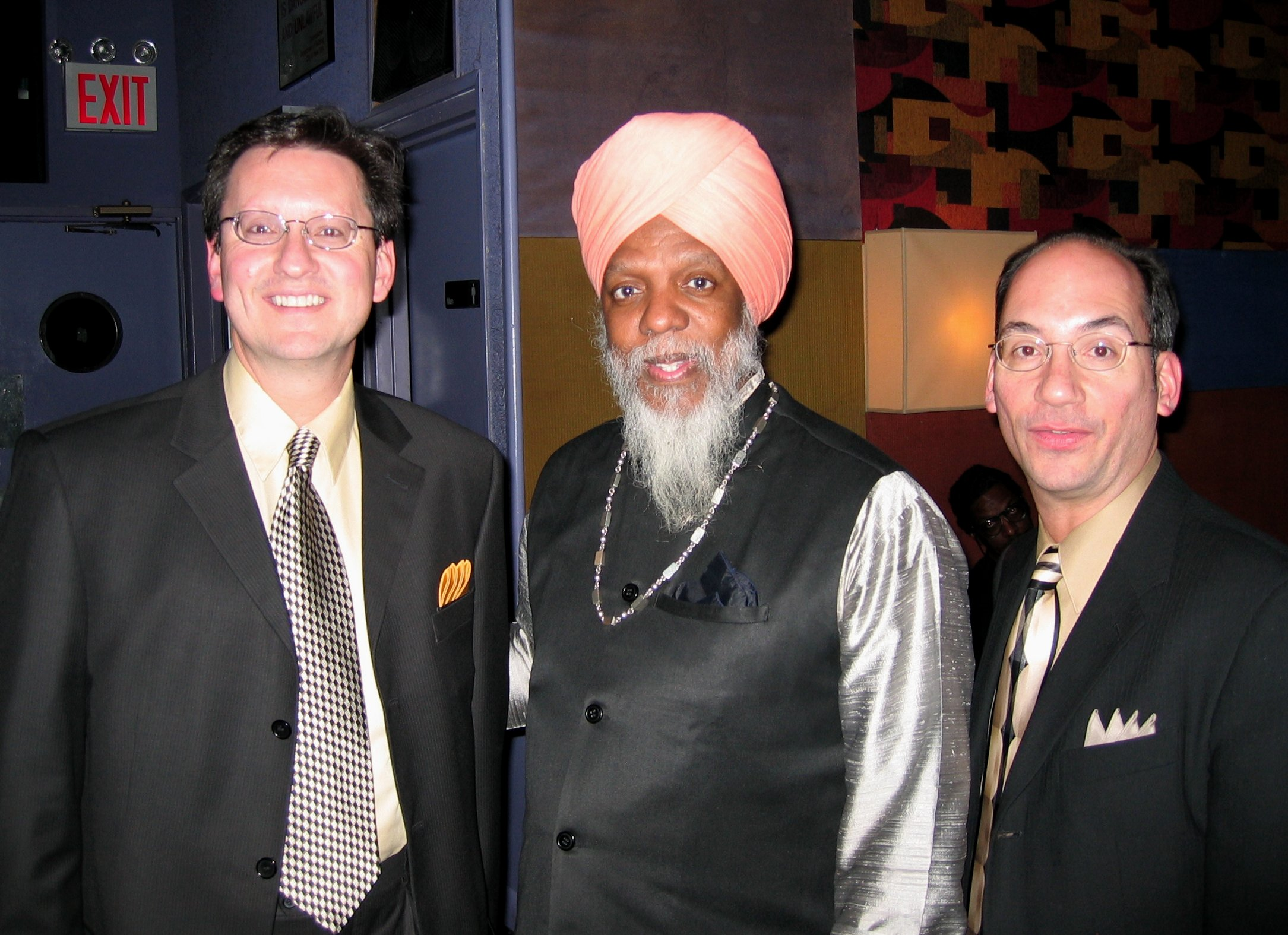 Dr. Lonnie Smith (2004 New York)