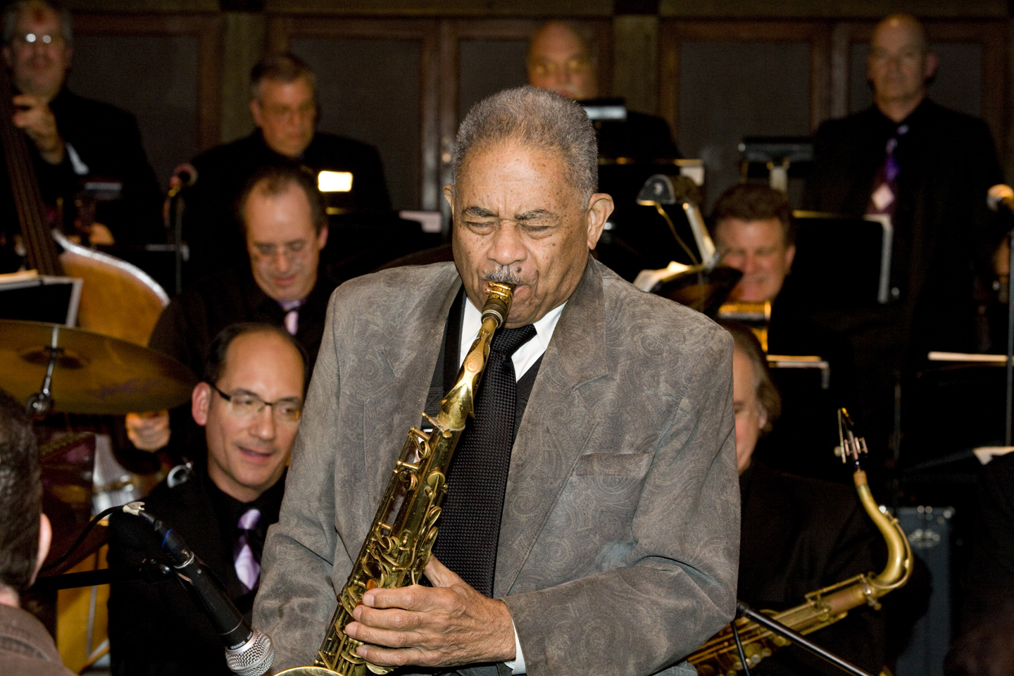 Frank Wess (2011 Chris' Jazz Cafe)