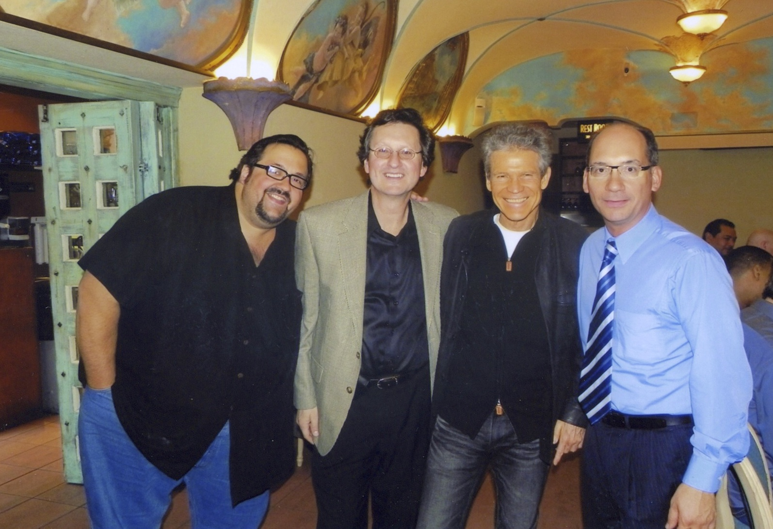 Joey DeFrancesco & David Sanborn (2011 New York)
