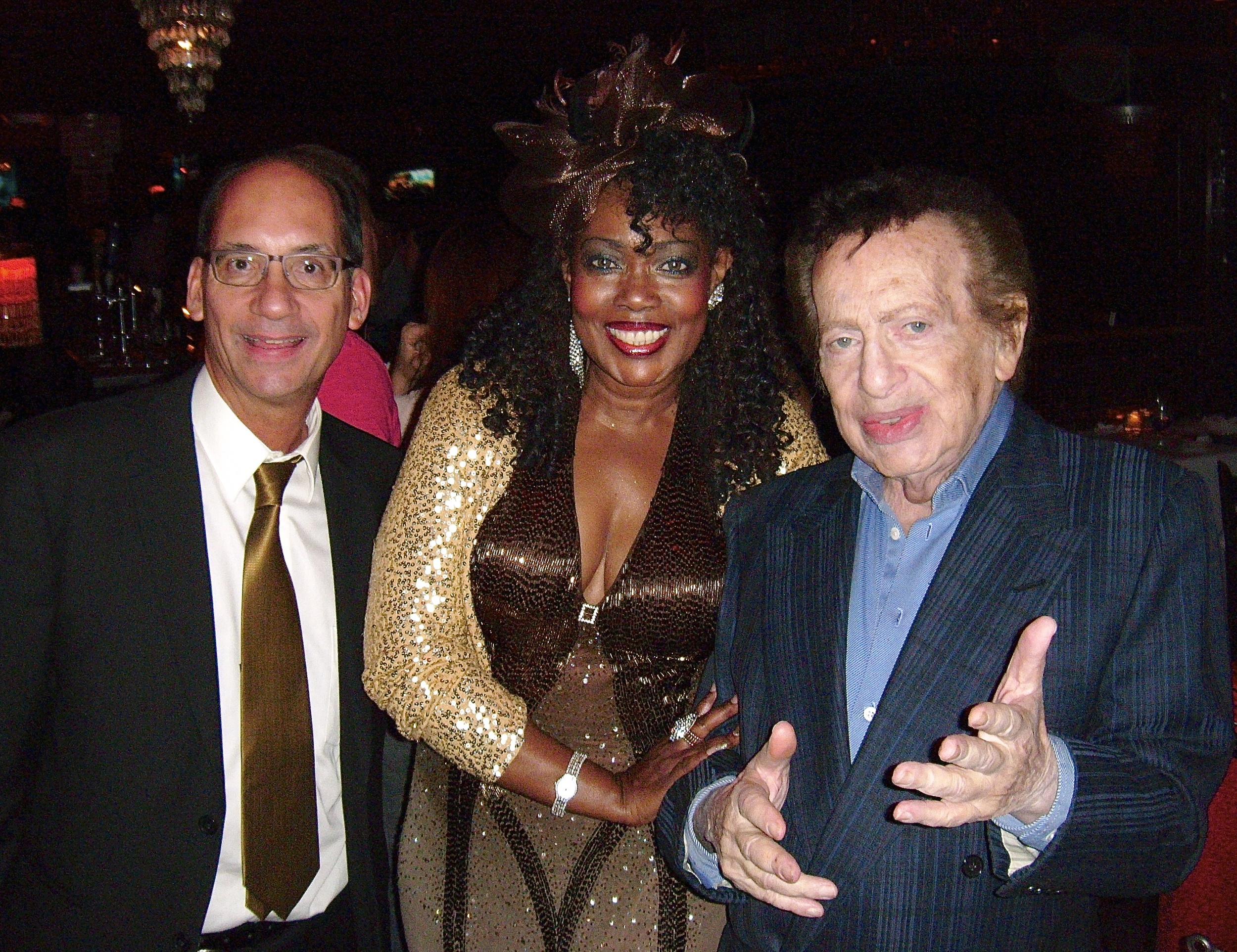 Jackie Mason (2013 New York)