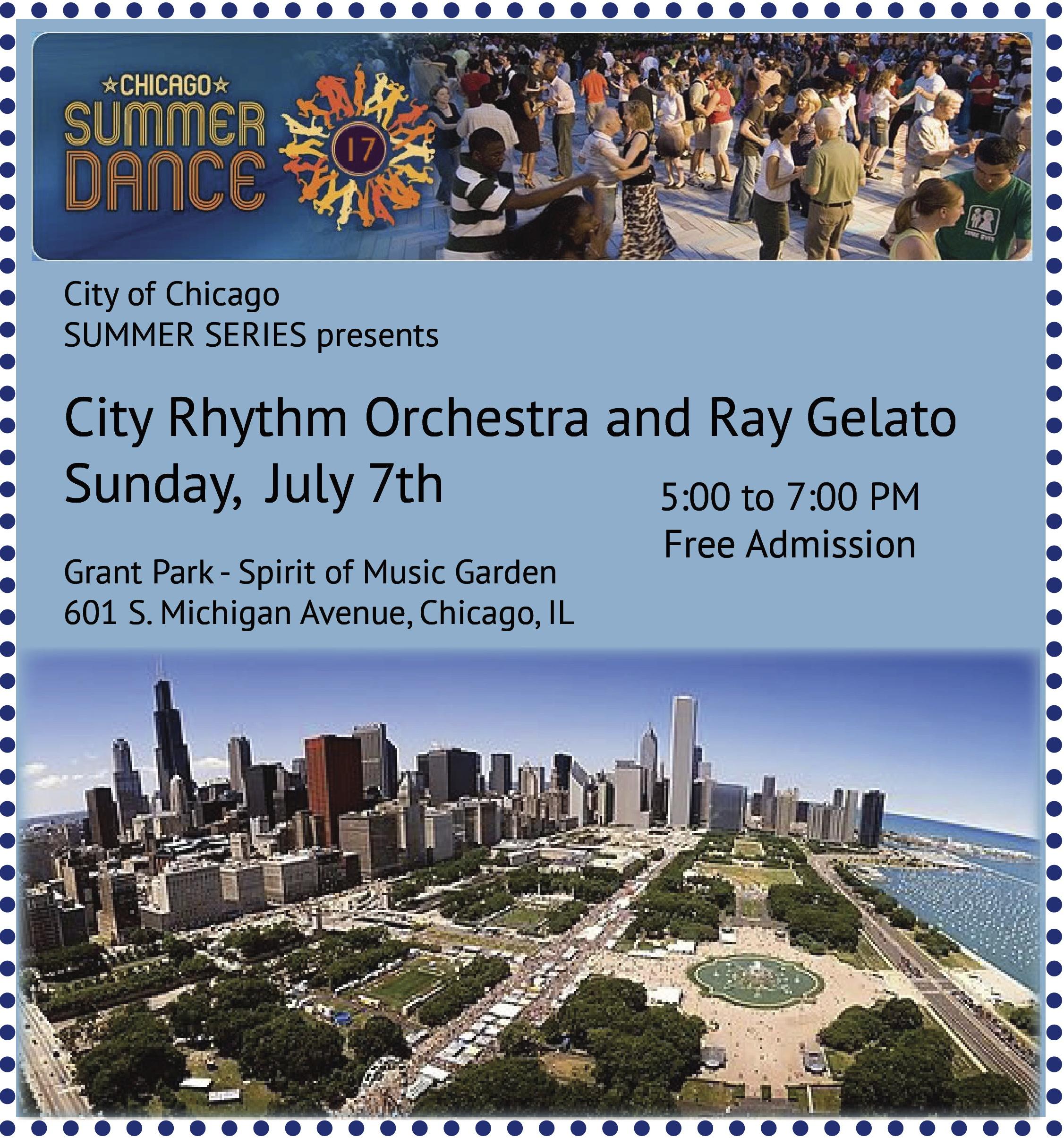 Copy of Grant Park, Chicago