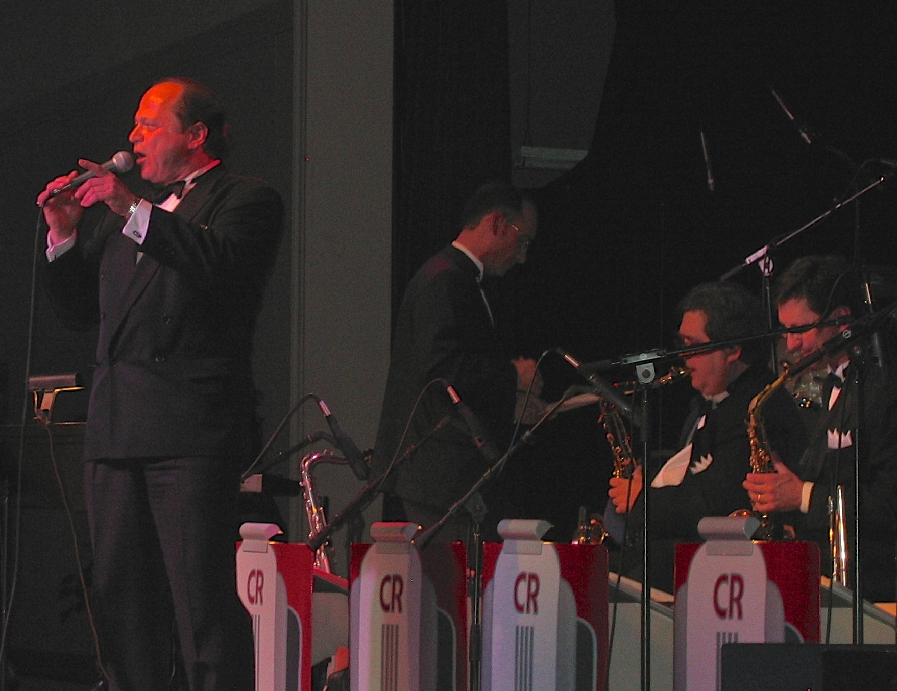 Berks Jazz Festival Sinatra Tribute