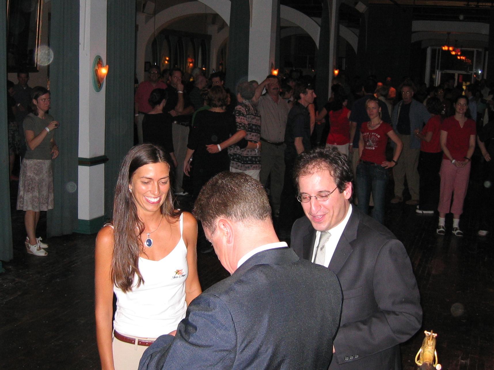 Ray Gelato Tour, Clarendon Ballroom, Arlington, VA
