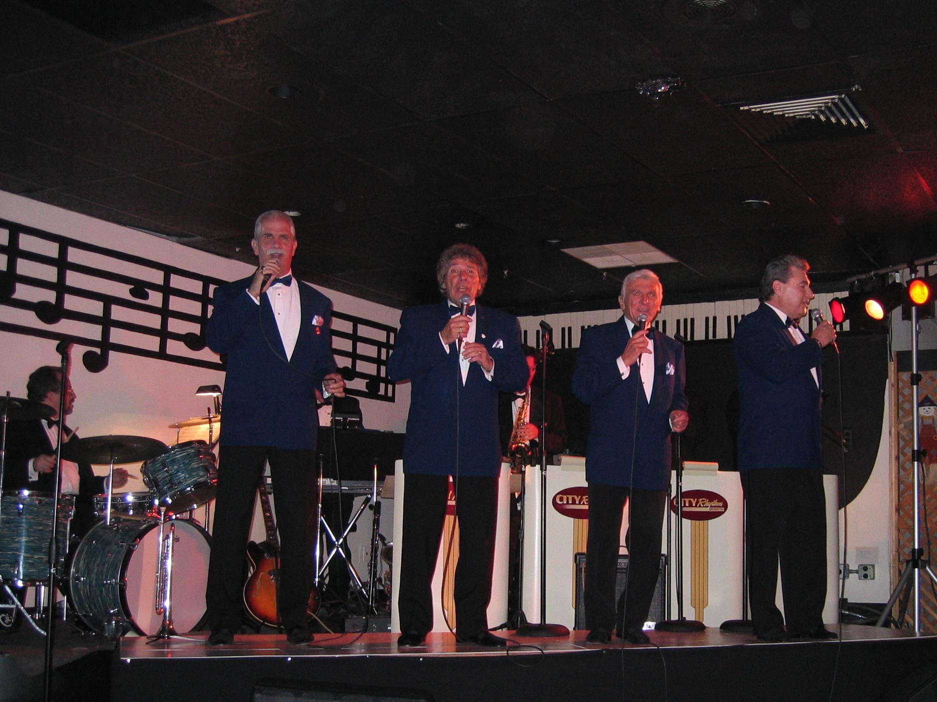 The Four Aces Show