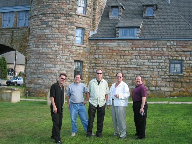 New England Tour