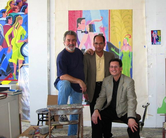 Giancarlo Impiglia, Artist for Vibrant Tones CD