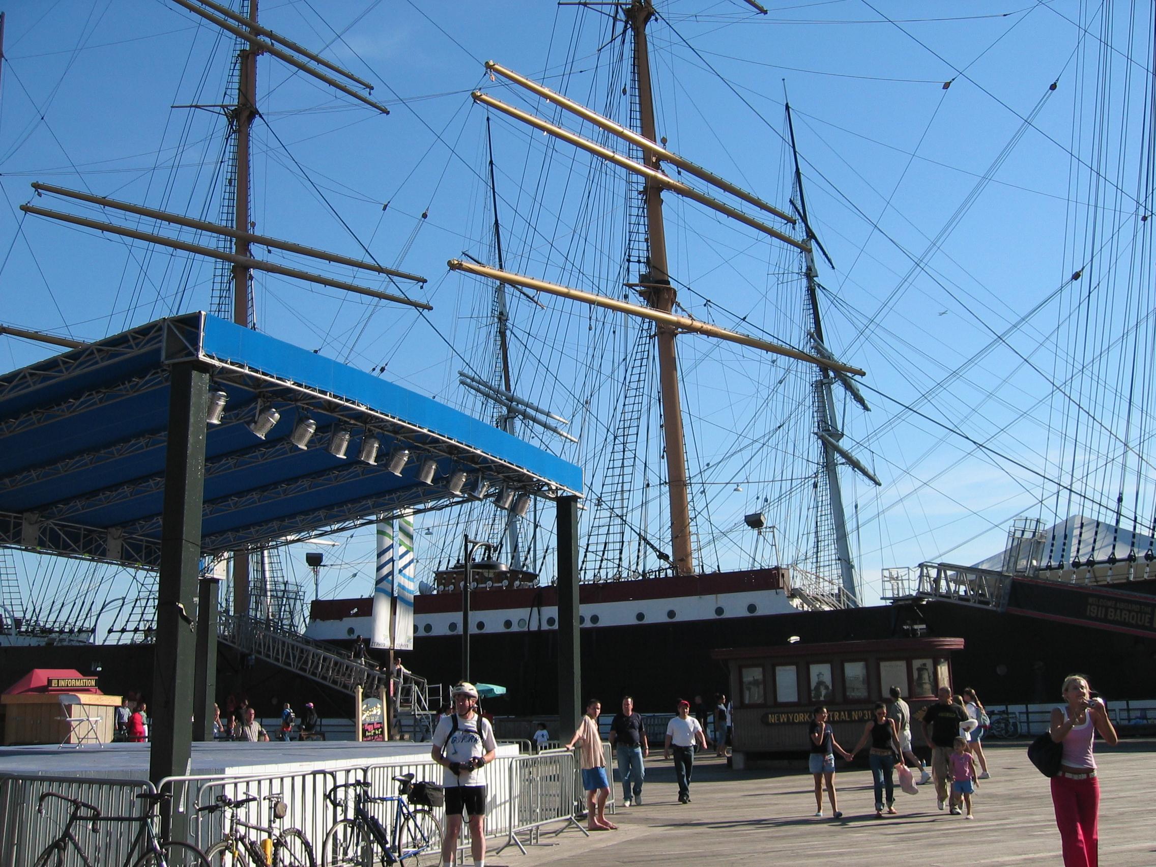 South Street Seaport, New York