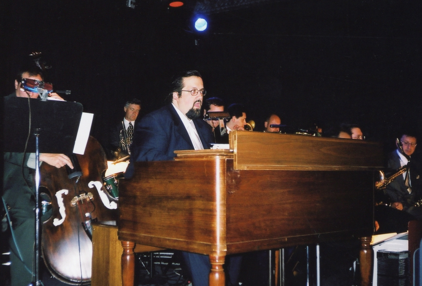 Joey DeFrancesco, North by Northwest