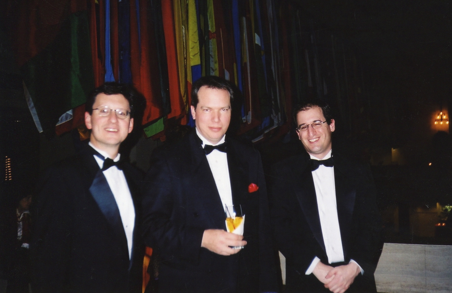 International Monetary Fund Gala, Washington DC