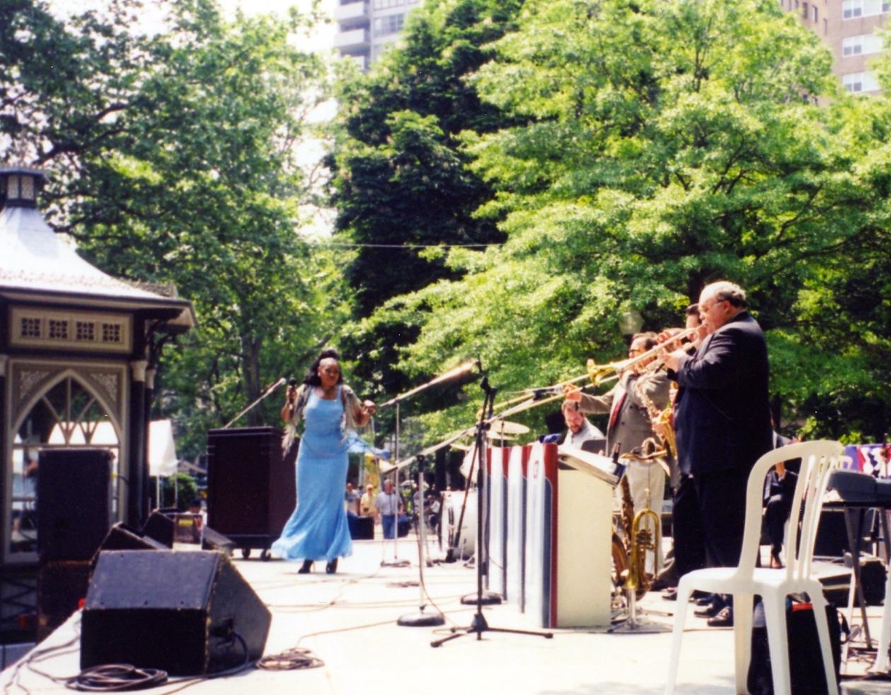 Rittenhouse Square Festival