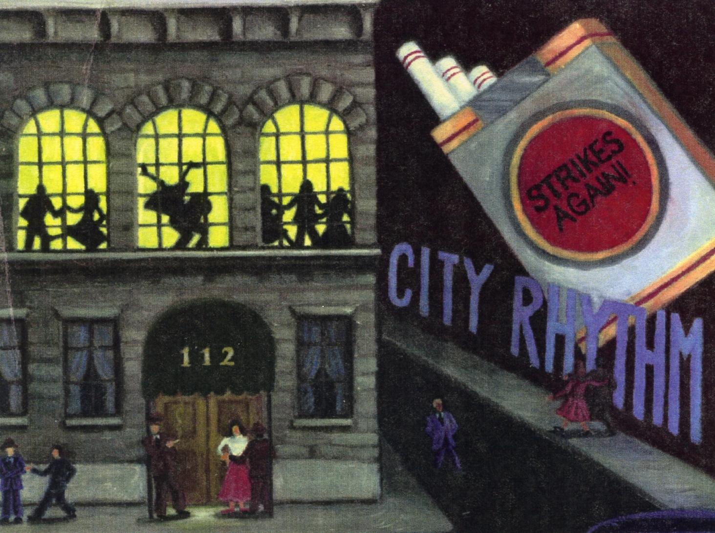 City Rhythm Strikes Again Release Party