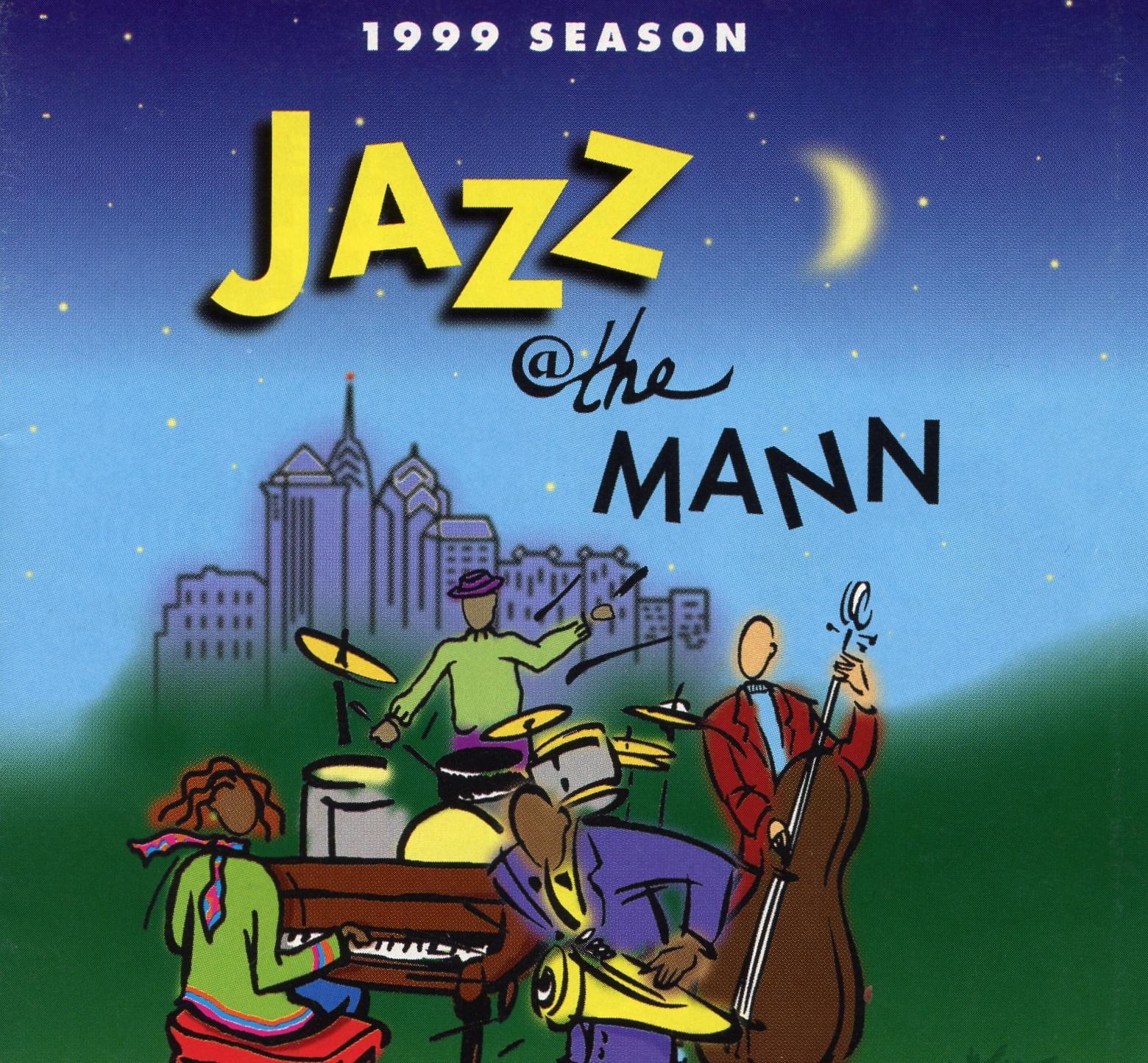 Jazz at the Mann Music Center