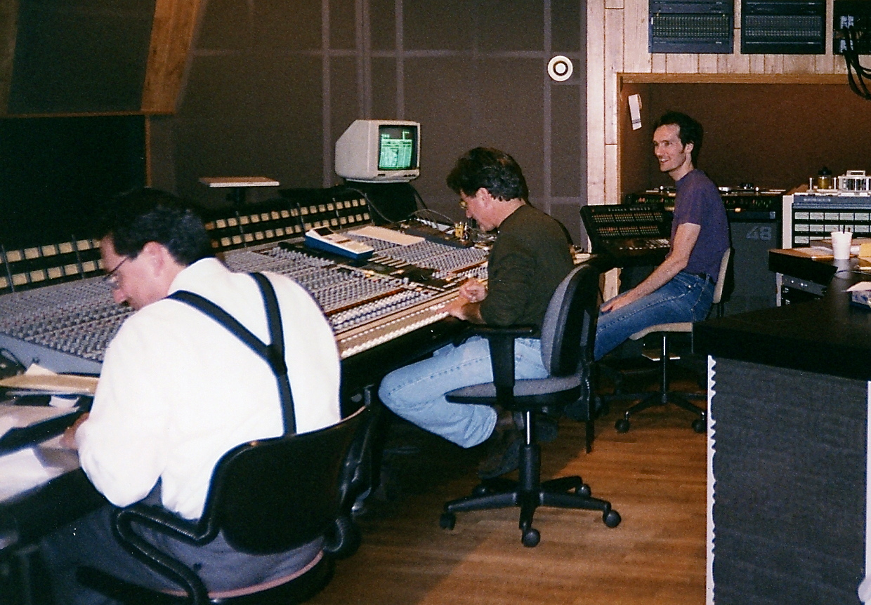 """""""Strikes Again"""" Recording Sessions"""