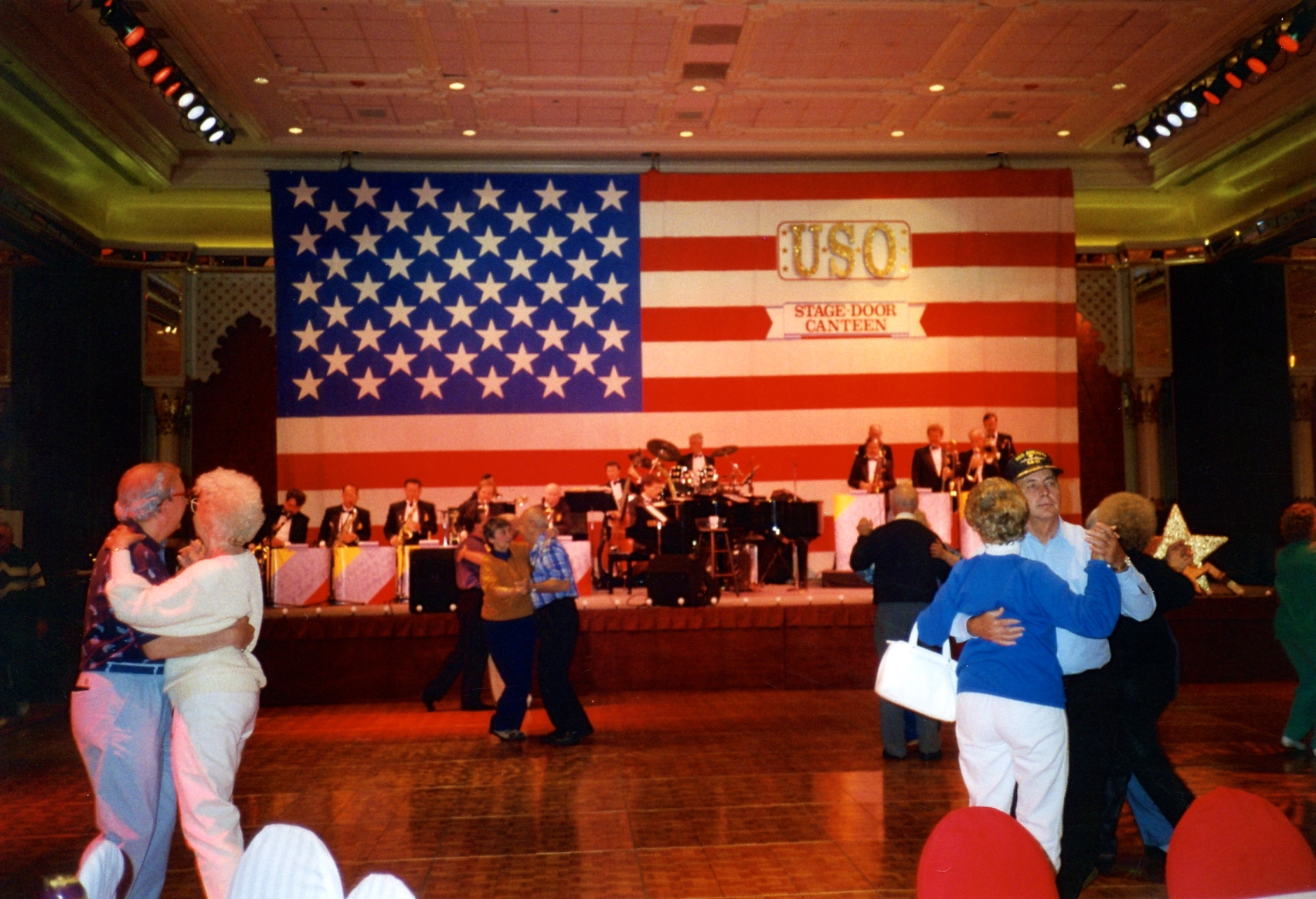 Taj Mahal Casino, Memorial Day Event