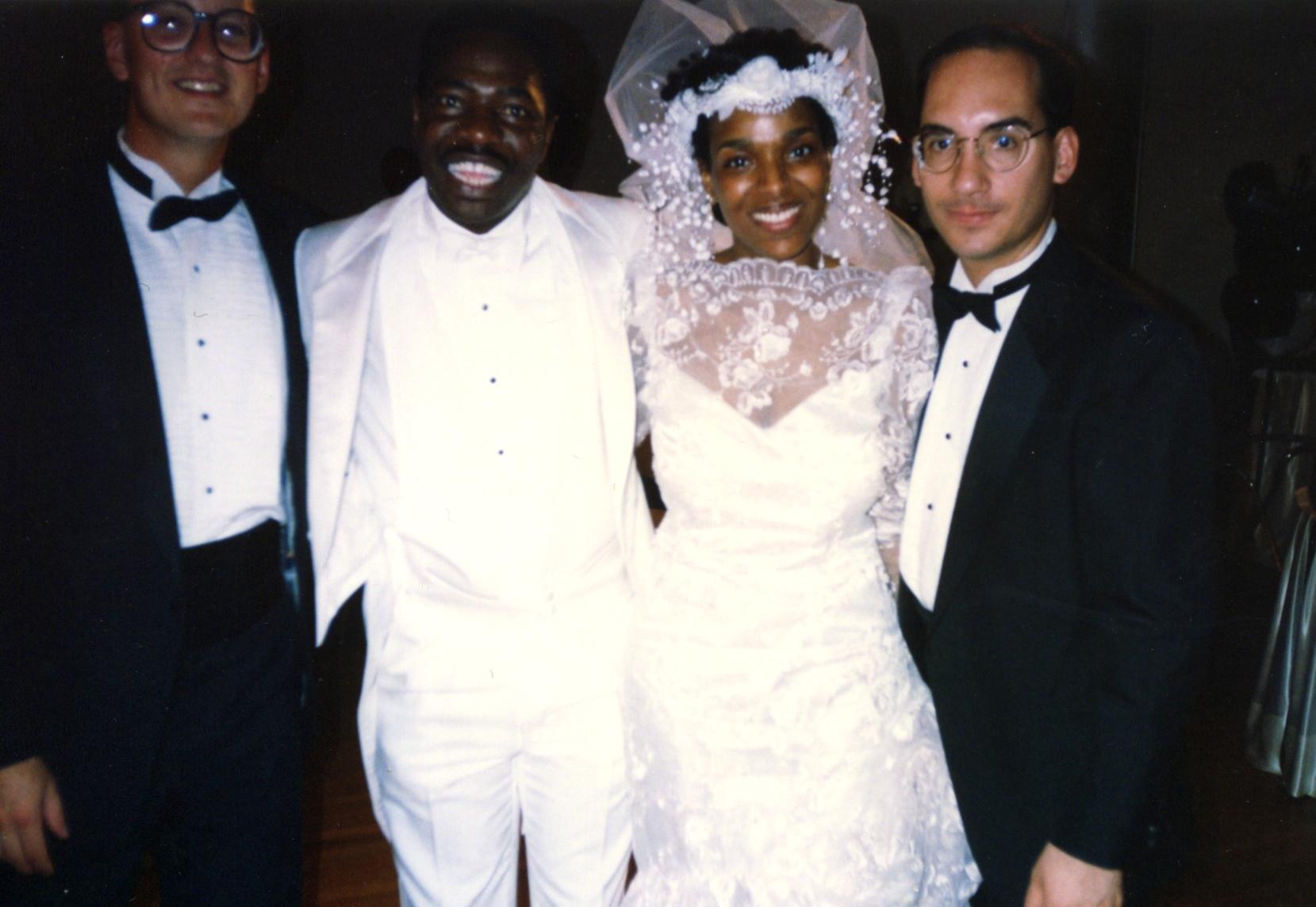 Carlton King & Debbie, Philadelphia (1991)