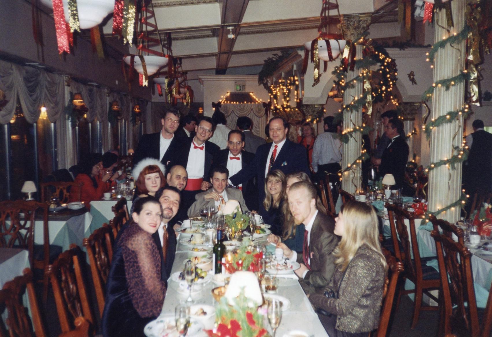 Christmas at Frederick's