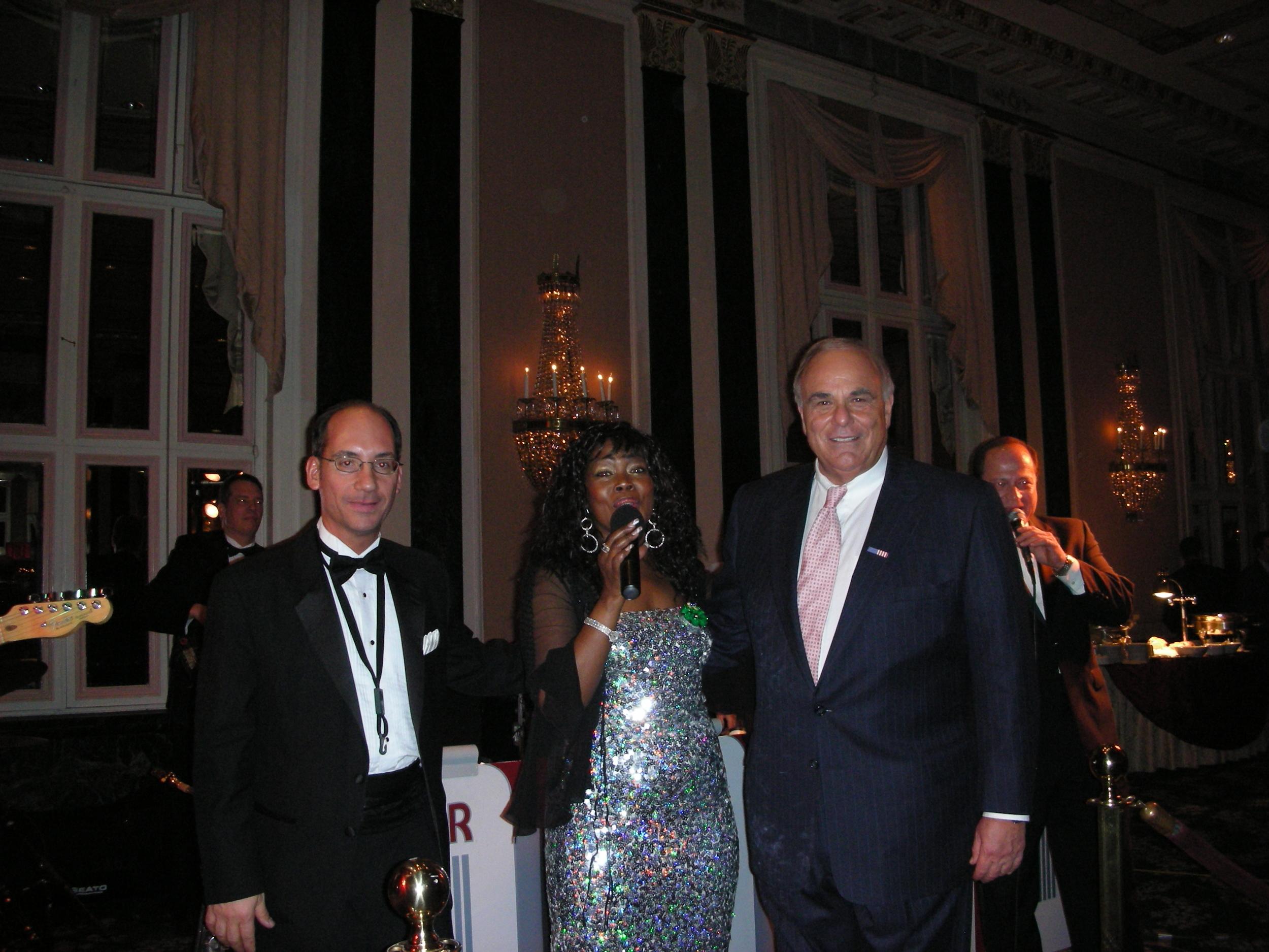 Gov. Rendell, Waldorf Astoria, New York