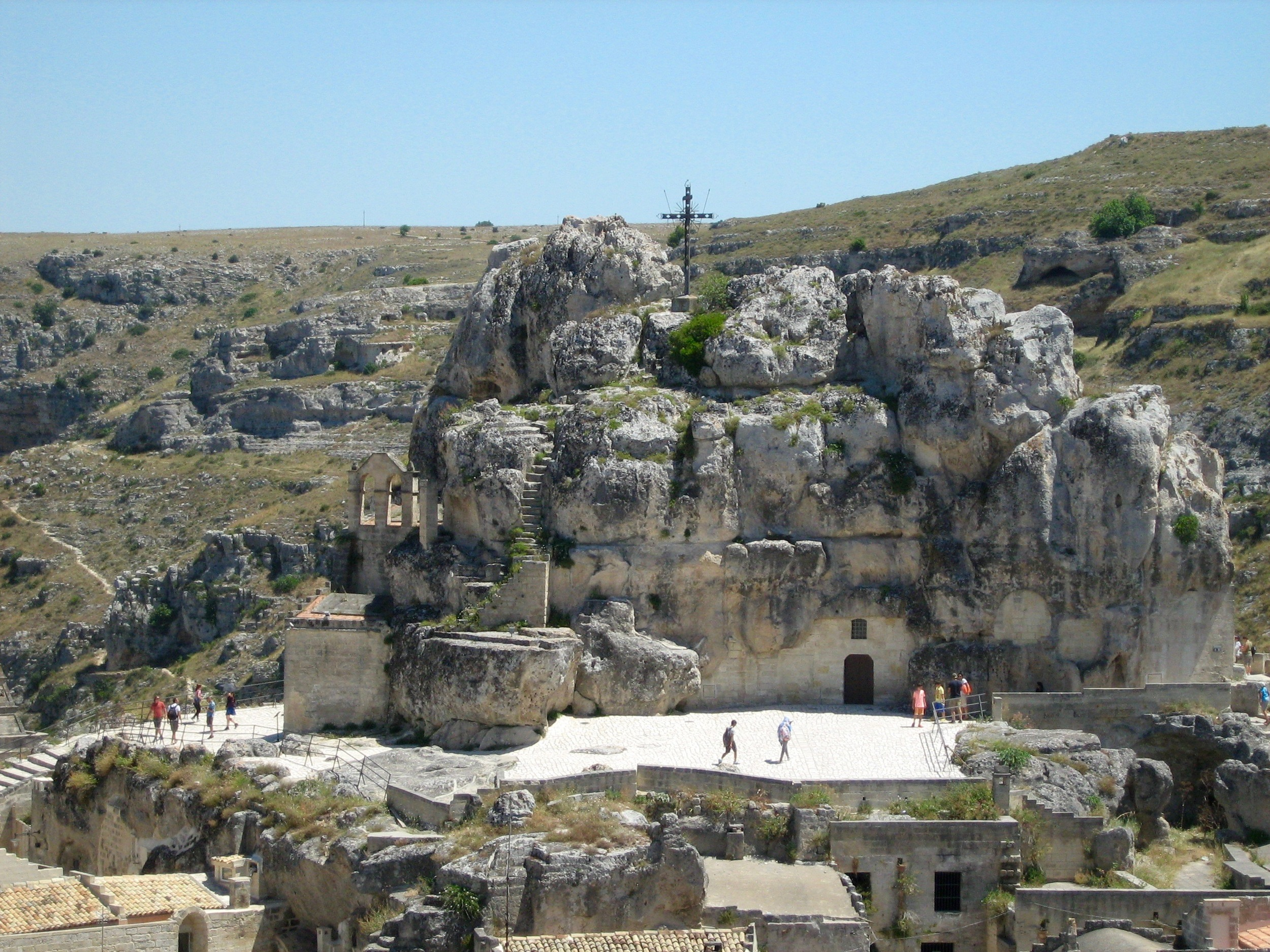 35 Matera Caves Italy 2015.jpg